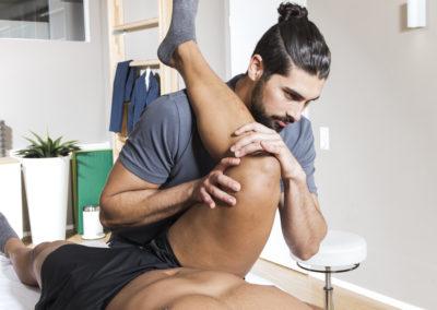 Hüftbeschwerden-Physiotherapie-München