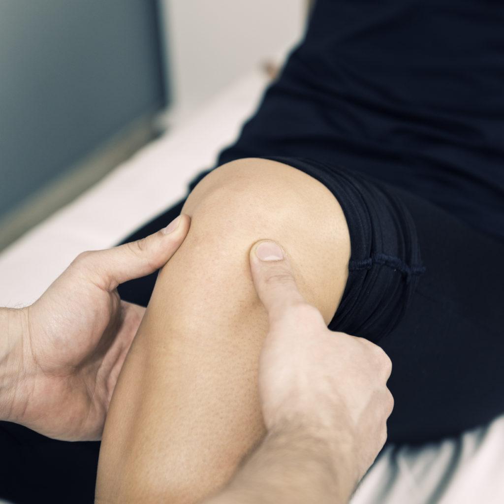 Kniebehandlung München Physiotherapie