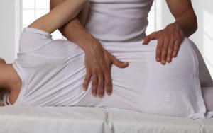 Manuelle Therapie Wirbelsäule