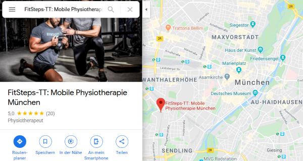 Physiotherapie in München
